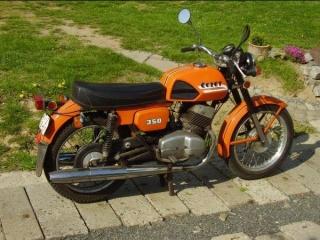 Cezet 350 Typ 472.4