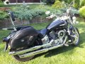 Yamaha Drag Star XVS 1100 Custom, czarny-metallic